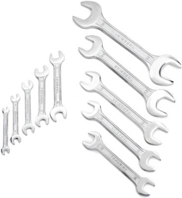 Taparia DEP 10 Double Ended Spanner Set Image