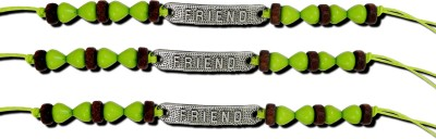 Get Fatang Men(Green, Pack of 3)