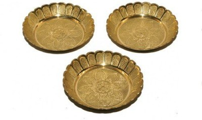 AMRIT SANJIVNI Brass Kachua Or Turtle Weight -400 gms Brass Yantra(Pack of 1)  available at flipkart for Rs.447