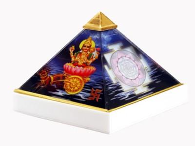 Pyramid Yantra Plastic Yantra
