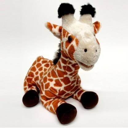 """Cuddle Barn """"Twiggy The Giraffe"""" Animated Educational Press activated"""