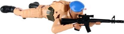Tabu Soldier With Gun