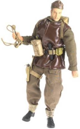 "Ultimate Soldier Wwii British Commando 12"" Box Set"