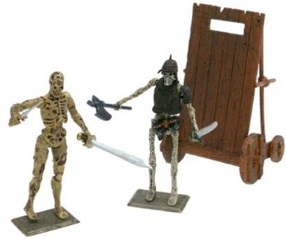 Distributoys Army Of Darkness Deadite And Deadite Footsoldier