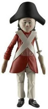 Underground Toys Doctor Who Series 6 Peg Soldier 5 Inch