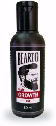 BEARDO Beard Growth Hair Oil