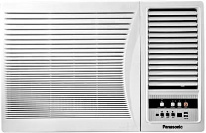 Panasonic 1 Ton 2 Star Window AC  - White