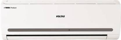 Voltas 1 Ton 2 Star Split AC  - White