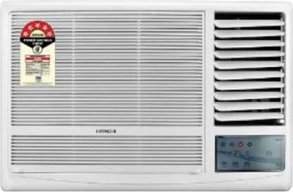 Hitachi 1.5 Ton 5 Star Window AC  - White