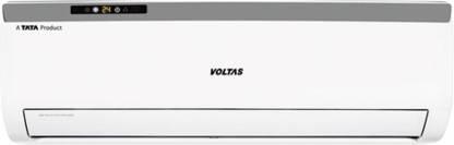 Voltas 1 Ton 5 Star Split AC  - White