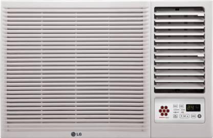 LG 1.5 Ton 3 Star Window AC  - White