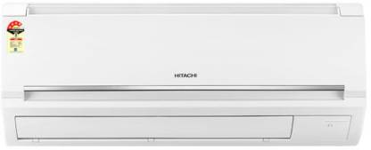 Hitachi 1 Ton 3 Star Split AC   White RAU312HUDD  Hitachi Air Conditioners
