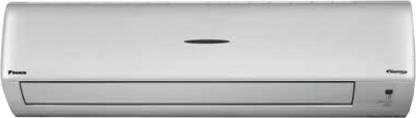 Daikin 1 Ton 3 Star Split Inverter AC  - Ivory White
