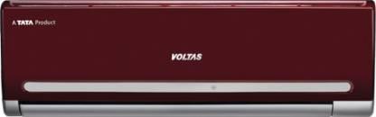 Voltas 1 Ton 3 Star Split AC  - Red