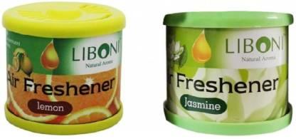 Liboni Jasmine, Lemon Car Freshener