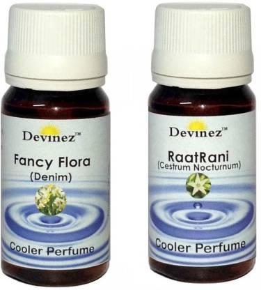 Devinez Fancy Flora (Denim), RaatRani Aroma Oil