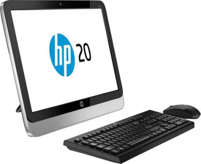 HP 20- 2311ix All-in-One (4th Gen Ci3/ 4GB/ Ubuntu) (K5M83AA#ACJ)