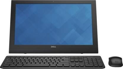 DELL Inspiron 20-3043 Pentium Quad Core (2 GB DDR3/500 GB/Windows 8.1/512 MB/49.53 Inch Screen/Aio-3043)