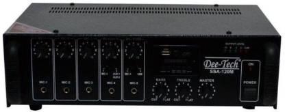 Dee Tech SSA-120 120 W AV Power Amplifier