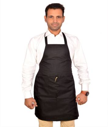 SwitchOn Polyester Chef's Apron   Free Size