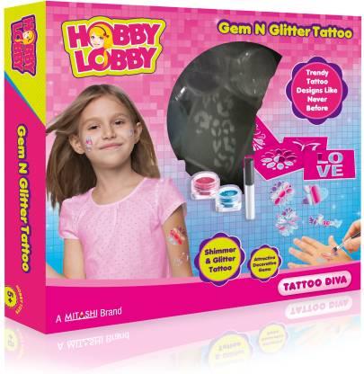MITASHI Hobby Lobby Gem N Glitter
