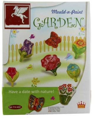 Shrih Garden Magnets Mould And Paint Kit
