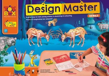 Toysbox Design Master Animals