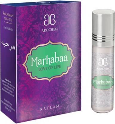 AROCHEM MARHABA Herbal Attar