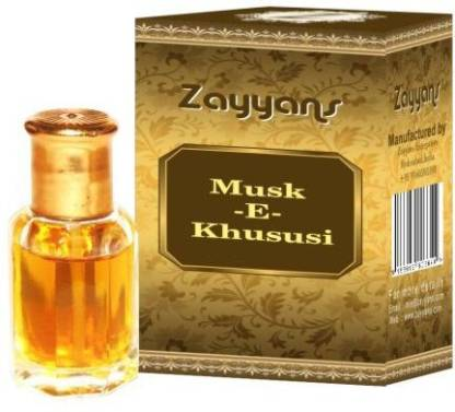 Zayyans ZYFA0012 Floral Attar