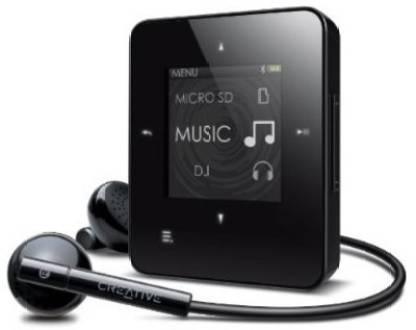 CREATIVE Zen Style 128 GB MP3 Player