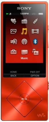 SONY NW-A25 8 GB MP4 Player