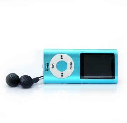 BMS Nano Multimedia FM Support 8 GB MP3 Player