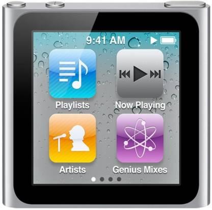 APPLE iPod iPod nano 6th Generation 6th Generation 64 GB