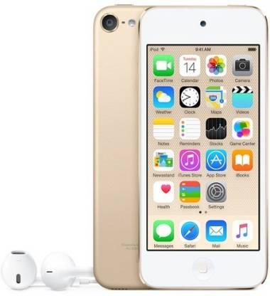 APPLE iPod Touch 6th Generation,2015 Edition,A1574 32 GB