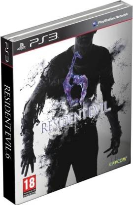 Resident Evil 6 (Limited Steelbook Edition)