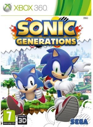 Sonic : Generations