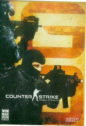 Counter Strike: Global Offensive (PC & MAC Compatible)
