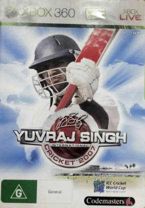 Yuvraj Singh International Cricket Game