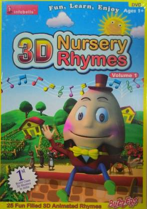 Infobells 3D Nursery Rhymes Vol. 1