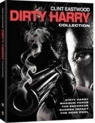 Dirty Harry Collection (Dirty Harry - Magnum Force - The Enforcer - Sudden Impact - The Dead Pool)