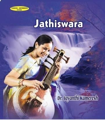Jathiswara Veena By Dr. Jayanthi Kumaresh
