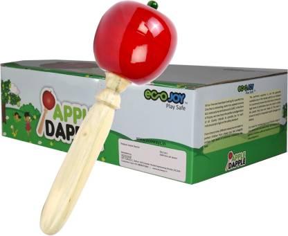 Ecojoy Apple Dapple Rattle
