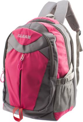 Gleam YSHBX0114 (Secondary 3rd Std Plus) Waterproof School Bag