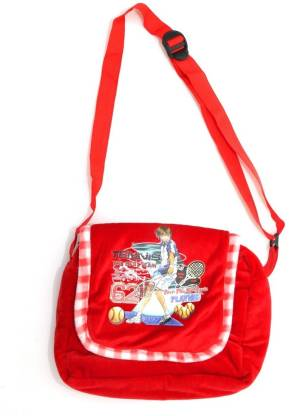 Glitz Baby Glitz Baby Modern Printed Baby Red Hand Bag Sling Bag