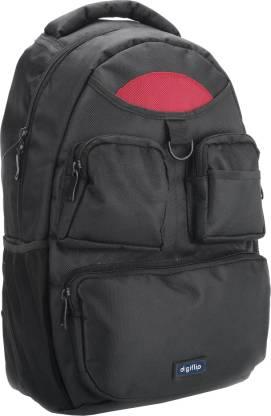 DigiFlip Elite LB002 Laptop Bag For 15.6 inch Laptop
