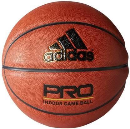 ADIDAS NEW PRO BALL Basketball - Size: 7