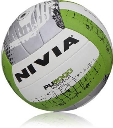 NIVIA PU-5000 Volleyball - Size: 4