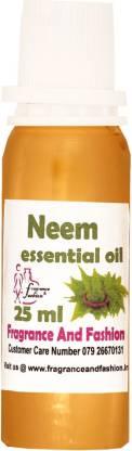 Fragrance & Fashion Neem Essential Oil of 25 ml