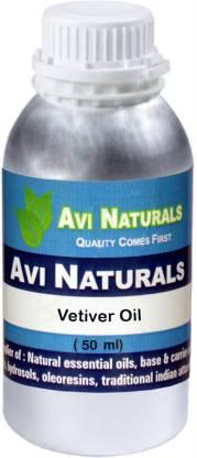 AVI NATURALS Vetiver Oil