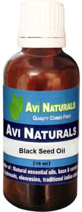 AVI NATURALS Black Seed Oil, 100% Pure, Natural & Undiluted